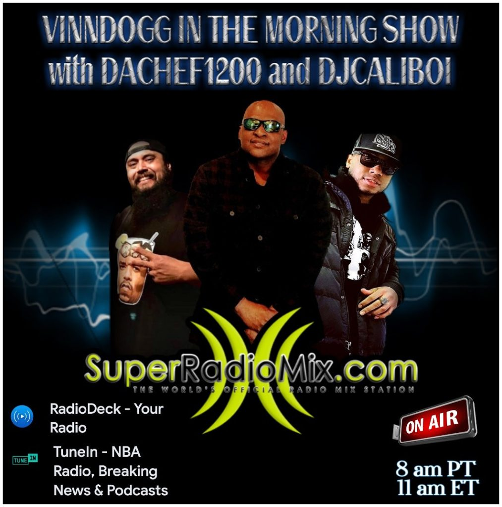 Vinn Dogg Morning Show
